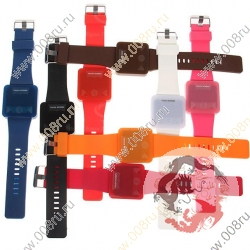 ЧАСЫ LED TOUCH И LED WATCH
