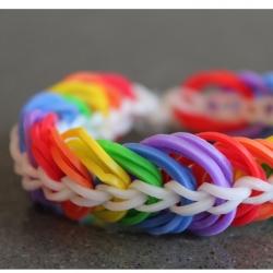 Наборы для плетения браслетов из резинок