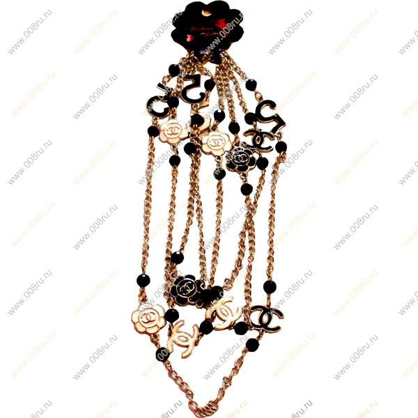 """Колье  """"Coco Chanel 5. Артикул: 210165."""
