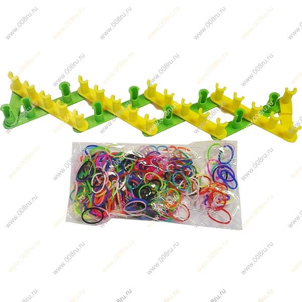 Резинки для плетения браслетов на станке фото 79