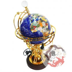 Интерьеные глобусы