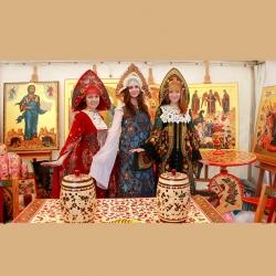 Русские народно-художественные промыслы